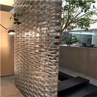 志濤玻璃成批出售實心玻璃磚 屏風隔斷