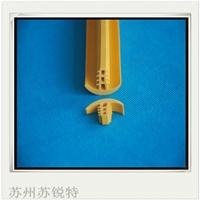 供应颜色硅胶T型光伏发电密封条