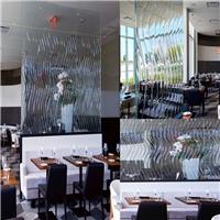 酒店屏风玻璃 办公室隔断玻璃