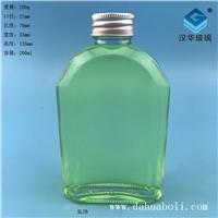 厂家直销200ml玻璃小酒瓶