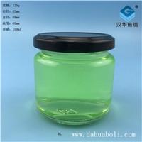 徐州生產150ml辣椒醬玻璃瓶