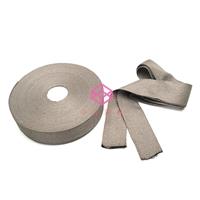 不锈钢耐高温金属布 玻璃擦拭打磨织带 传送带