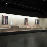 木質冷軋鋼板博物館展柜生產廠家