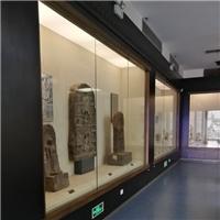 展柜基地 有经验制作博物馆玻璃展柜