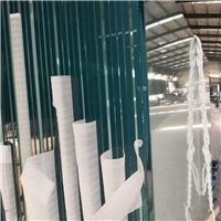 河南12毫米超白钢化玻璃