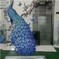 玻璃打印机 装饰玻璃3D打印机 移门玻璃印花设备