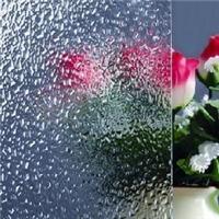 艺术玻璃, 压花玻璃