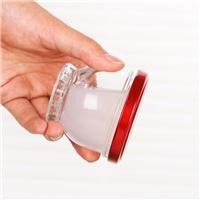 玻璃瓶精白料蜂蜜瓶燕窝分装瓶耐高温
