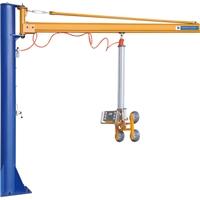 玻璃夾膠爐配套機械手吸吊機