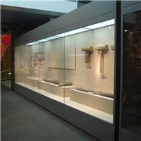 博物馆展柜设计 展柜制作博物馆陈列柜厂家