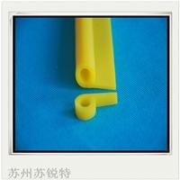 颜色硅胶P型密实耐高温密封条