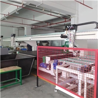 玻璃预处理切掰磨生产线
