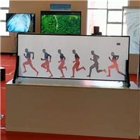 图文调光玻璃 分区控制可变文字图形雾化玻璃