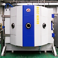 出售二手日本光弛光学镀膜机 真空电镀机 2350
