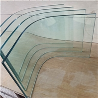 热弯玻璃家具