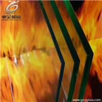 高等灌浆复合隔热型防火玻璃