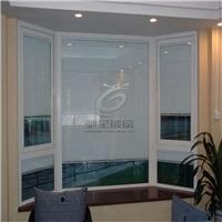 厂家供应磁控内置百叶玻璃 电动遮阳蜂巢帘玻璃
