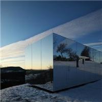 厂家直销单向透过玻璃 审讯室学校录播室专项使用玻璃