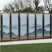 酒店背景墙山水画夹丝玻璃 厂家成批出售,佛山驰金玻璃科技有限公司,装饰玻璃,发货区:广东 佛山 南海区,有效期至:2021-07-18, 最小起订:1,产品型号: