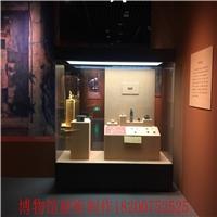 江蘇博物館展柜設計 博物館展柜生產機構廠家