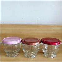 玻璃瓶燕窝玻璃瓶即食燕窝分装瓶莲花瓶