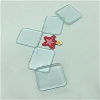 小型CNC超白鋼化玻璃 高平整度鋼化玻璃定制