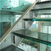 厂家10+10夹层防滑玻璃地砖