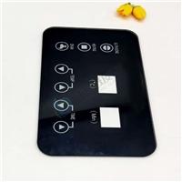 廠家直銷咖啡機底座控制絲印面板