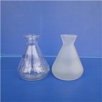蒙砂玻璃瓶,磨砂玻璃瓶