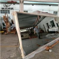 審訊室單向透視玻璃 鋼化安全鍍膜玻璃廠家