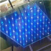 厂家定制无限延伸发光玻璃千层镜玻璃
