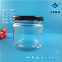 300ml麻辣醬玻璃瓶生產商
