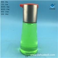 徐州生產200ml可控玻璃油壺