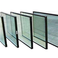 中空玻璃 隔音隔热 密封性强