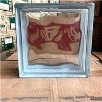 云霧玻璃磚現貨供應,衛生間隔斷墻專用
