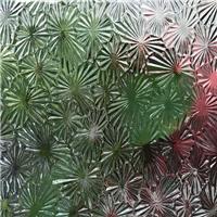 镶嵌装饰玻璃―折花