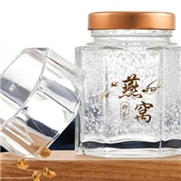 玻璃瓶即食燕窝瓶蜂蜜瓶玫瑰酱瓶