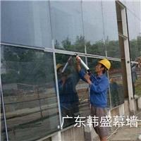 广州幕墙换胶,幕墙胶老化漏水怎么维修