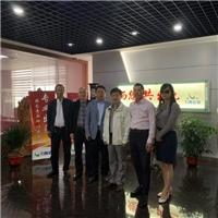 中国建材院玻璃协会莅临指导