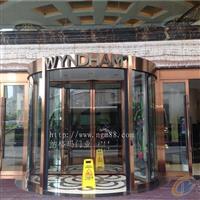 茂名高等酒店旋转门|安装旋转门