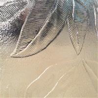 供应沙河地区优质压花玻璃