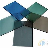 色玻鍍膜玻璃
