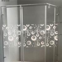 供應沐浴房水晶砂工藝玻璃