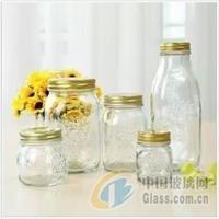 大量批发现货蜂蜜玻璃瓶加工企业