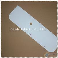 淋浴房玻璃/异形钢化玻璃