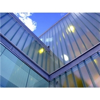 U型玻璃幕墙玻璃生产厂家