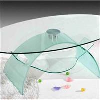 邢台优质家具热弯玻璃茶几玻璃