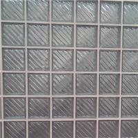 安装玻璃砖隔断