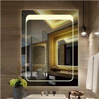 廠家制作 燈鏡圓鏡 背光燈鏡 led化妝鏡