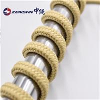 芳纶绳 凯夫拉纤维防火阻燃耐高温煤矿用绳 耐磨绝缘工业绳索
